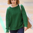 Rachel McAdams Clothes - Crewneck Sweater