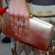 Rachel McAdams Handbags - Metallic Clutch