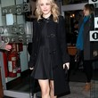 Rachel McAdams Clothes - Wool Coat