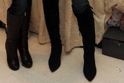 Rachel Mccord Knee High Boots
