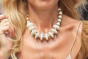 Rachel Zoe Beaded Collar Necklace