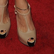 Rashida Jones Platform Sandals
