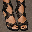 Rashida Jones Strappy Sandals