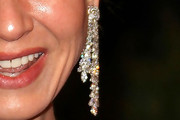 Renee Zellweger Diamond Chandelier Earrings