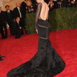 Renee Zellweger Mermaid Gown