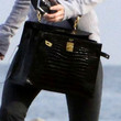 Renee Zellweger Handbags - Patent Leather Tote