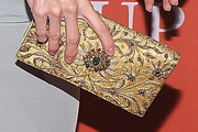 Renee Zellweger Sequined Clutch