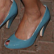 Reshma Shetty Shoes - Peep Toe Pumps