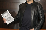 Ricky Martin Leather Jacket