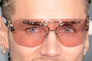 Riff Raff Rimless Sunglasses