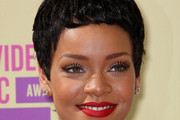 Rihanna Boy Cut