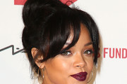 Rihanna Updos