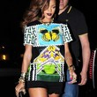 Rihanna Clothes - Print Blouse