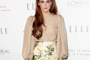 Riley Keough Tops