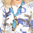 Rita Ora Jewelry - Turquoise Necklace