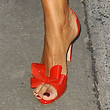 Robin Roberts Shoes - Peep Toe Pumps