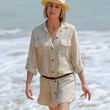 Robin Wright Penn Clothes - Shirtdress