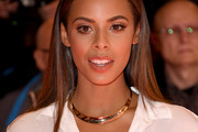 Rochelle Humes Long Hairstyles