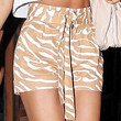 Rochelle Wiseman Clothes - High-Waisted Shorts