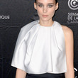 Rooney Mara Clothes - Cape