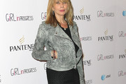 Rosanna Arquette Zip-up Jacket