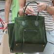 Rosie Huntington-Whiteley Handbags - Suede Tote