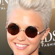 Ruby Rose Round Sunglasses