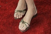 Saffron Burrows Flat Sandals