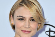 Samaire Armstrong Short Straight Cut