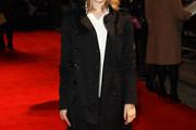Saoirse Ronan Evening Coat