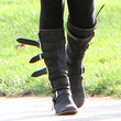 Sarah Harding Shoes - Knee High Boots