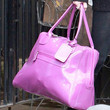 Sarah Harding Patent Leather Tote