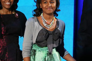Sasha Obama Cardigan