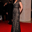 Savannah Guthrie Clothes - Evening Dress