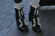 Scarlet Stallone Boots