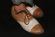 Scottie Thompson Flat Oxfords