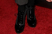 Sela Ward High Heel Oxfords