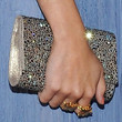 Selena Gomez Hard Case Clutch