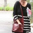 Selena Gomez Handbags - Leather Messenger Bag