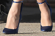 Selena Gomez Wedges