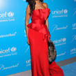 Selita Ebanks Clothes - Evening Dress