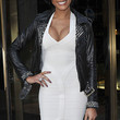 Selita Ebanks Clothes - Motorcycle Jacket