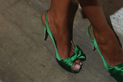 Selita Ebanks Slingbacks