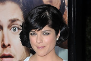 Selma Blair Curled Out Bob