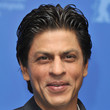 Shahrukh Khan Short Straight Cut