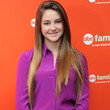 Shailene Woodley Long Straight Cut