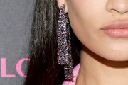 Shanina Shaik Chandelier Earrings