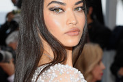 Shanina Shaik Long Hairstyles