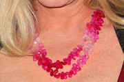 Shannon Tweed Glass Beaded Necklace