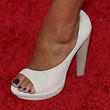 Shay Mitchel Shoes - Peep Toe Pumps